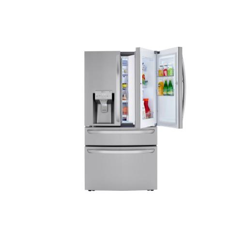 30 cu. ft. Smart wi-fi Enabled Refrigerator with Craft Ice™ Maker