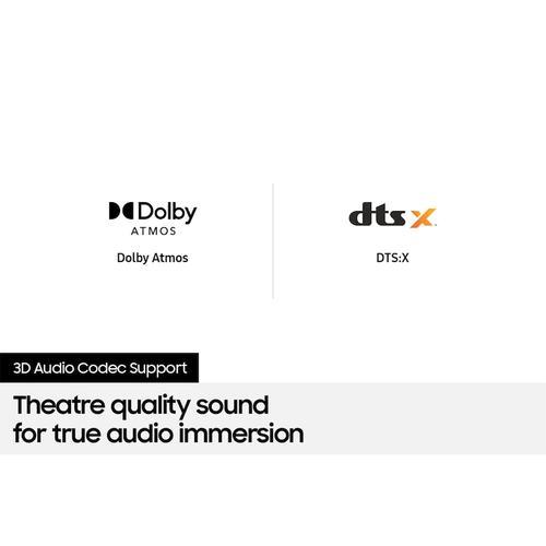 Samsung - HW-Q600A 3.1.2ch Soundbar w/ Dolby Atmos / DTS:X (2021)