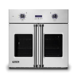 "Viking30"" Electric Single French-Door Oven - VSOF Viking 7 Series"