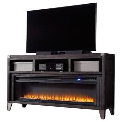 """Todoe 65"""" TV Stand With Electric Fireplace"""
