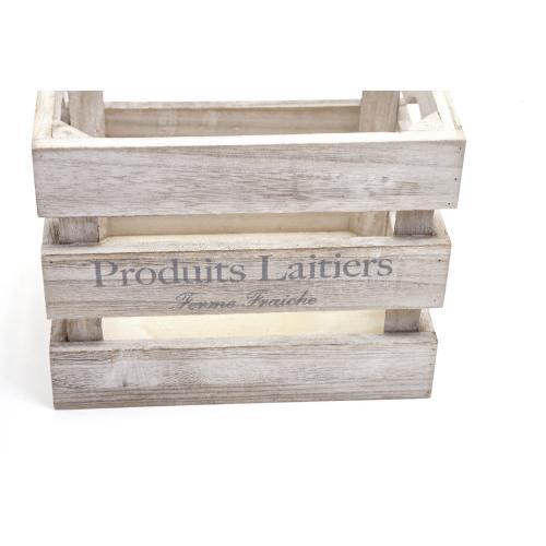 Fresha Storage Crates - Set of 4