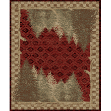 American Destination Forest Red