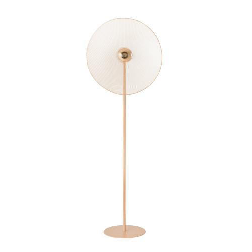 Kochi Blush Floor Lamp