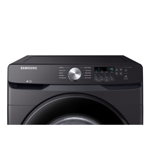 5.2 cu.ft. Front Load Washer With Self Clean