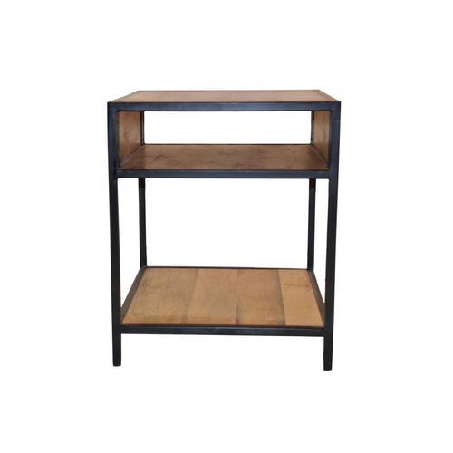 Porter International Designs - Delancy End Table, PDU-129
