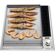 15 Inch Stainless Steel Natural Gas Cooktop