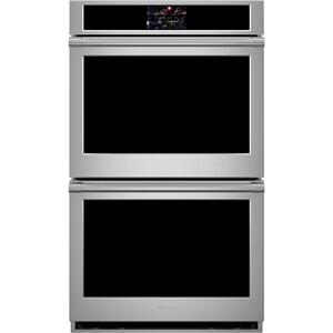 "MonogramMonogram 30"" Smart Electric Convection Double Wall Oven Statement Collection - Coming Spring 2021"