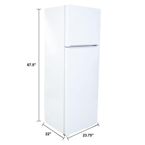 Avanti - 10.0 cu. ft. Apartment Size Refrigerator