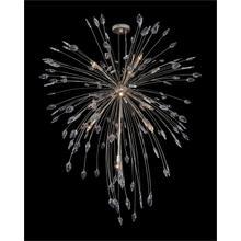 See Details - Reveille: Crystal Constellation Ten-Light Pendant