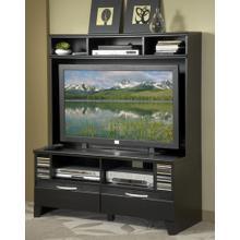 See Details - Black Plasma TV Stand Top
