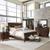Additional Queen Panel Bed, Dresser & Mirror, Chest, Night Stand