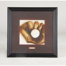 Peinture Baseball Glove Art Photo