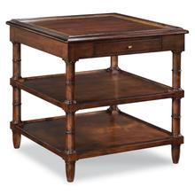 View Product - Regency Square Side Table