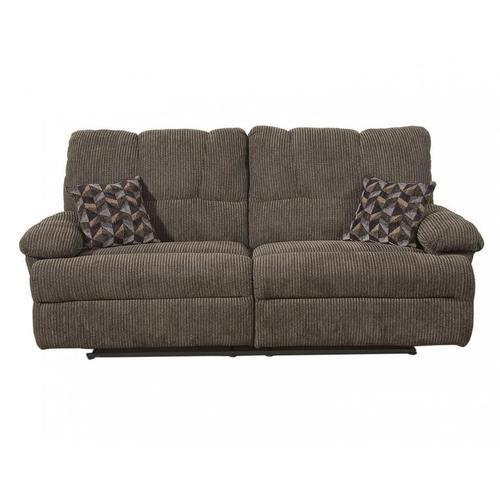 Double Reclining Sofa - Top Flight Green