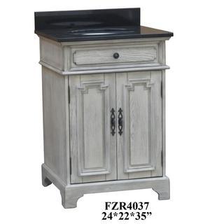 "See Details - Isabelle 2 Door 24"" Vanity Sink"