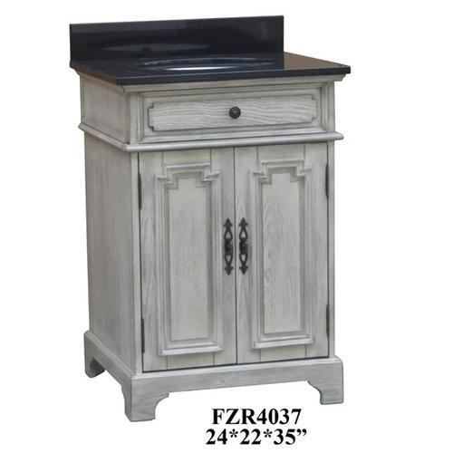 """Crestview Collections - Isabelle 2 Door 24"""" Vanity Sink"""
