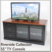 "55"" GS Furniture TV Console"