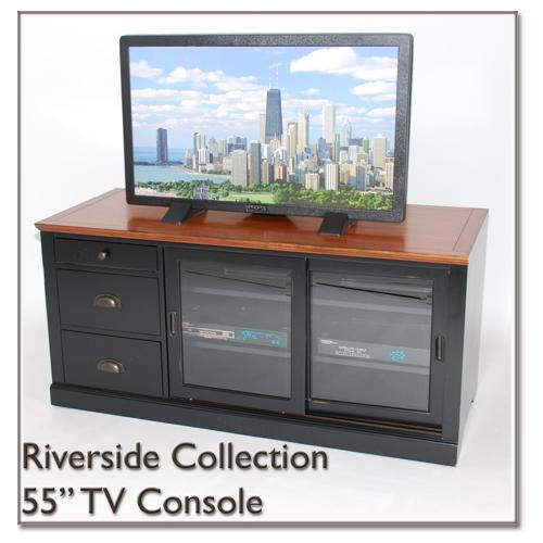 "Factory Closeouts - 55"" GS Furniture TV Console"