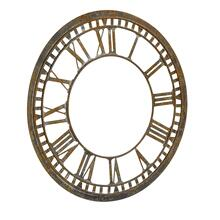 MTL CLOCK FACE RELIC,ANTIQUED