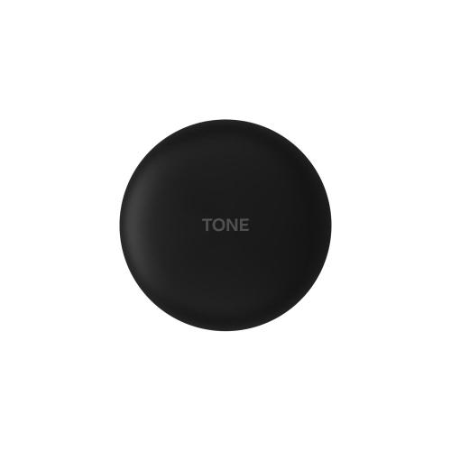 LG TONE Free HBS-FN6 Bluetooth® Wireless Stereo Earbuds with UVnano Charging Case and Meridian Audio (Black)