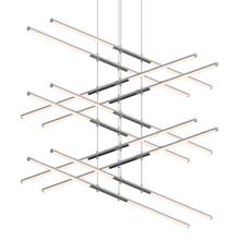 See Details - Tik-Tak ™ Stack 5-Tier LED Pendant