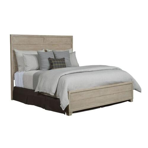 Roan King Panel Bed