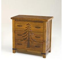 See Details - Sequoia 3 Drawer Dresser