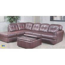 See Details - Eastern Muscadine Right Facing Sofa