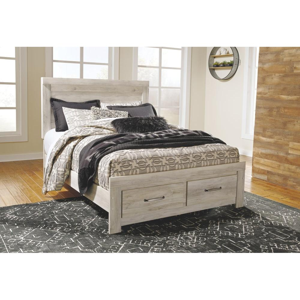 Product Image - Bellaby Queen Platform Bed With 2 Storage Drawers