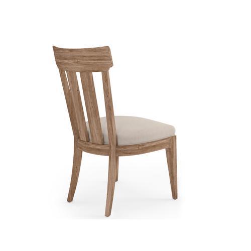 Passage Side Chair Slat Back