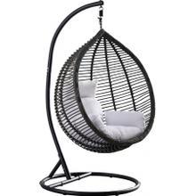 "See Details - Tarzan Outdoor Patio Swing Chair - 42.5"" W x 28"" D x 77"" H"
