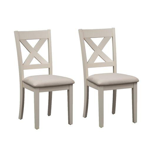 Product Image - X Back Side Chair- Pack of 2