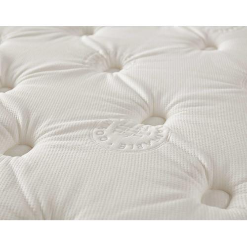 Silver Sleep Bamboo Plush 11.5-inch Mattress, Twin