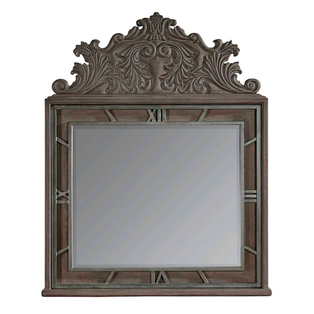Vintage Salvage Benjamin Mirror