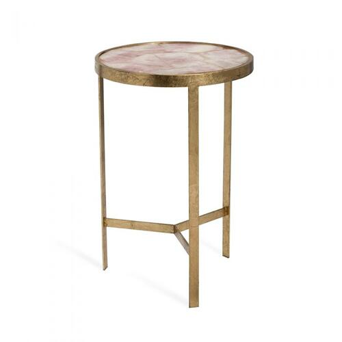 Ciciley Drink Table - Blush