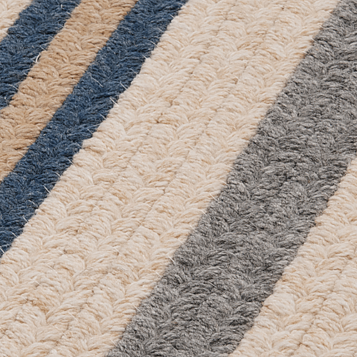 Allure Rug AL59 Polo Blue 5' X 8'