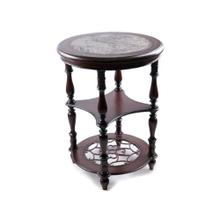 Aurora 2 Tier Dining End Table