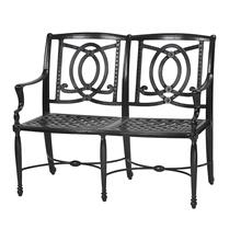 See Details - Bel Air Cushion Bench