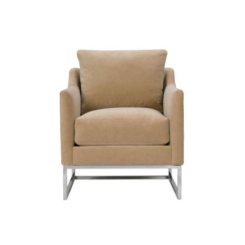 Robin Bruce - Skyler Chrome Frame Chair