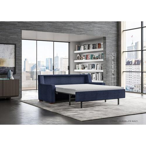 Lyons Sleek Sleeper Sofa - American Leather