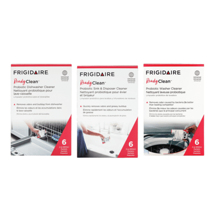 Frigidaire ReadyClean™ Probiotic Cleaner Bundle