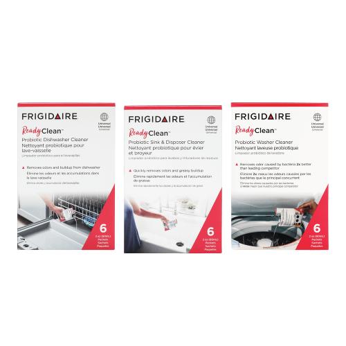 Gallery - Frigidaire ReadyClean™ Probiotic Cleaner Bundle