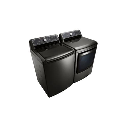 Product Image - 5.2 cu. ft. Mega Capacity Top Load Washer with TurboWash® Technology