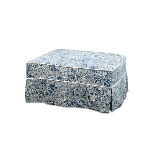 Capris Furniture - 408 Ottoman