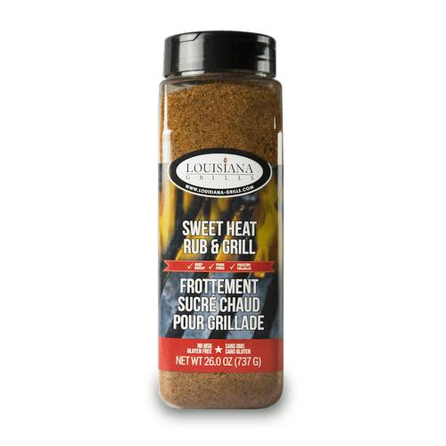 Louisiana Grills Spices & Rubs - 24 oz Sweet Heat Rub & Grill