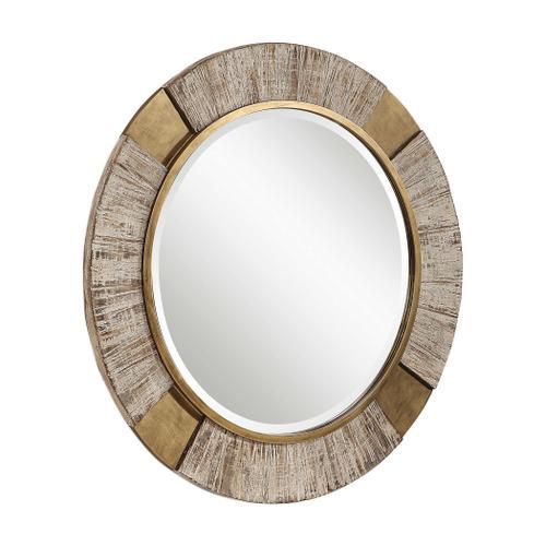 Uttermost - Reuben Round Mirror