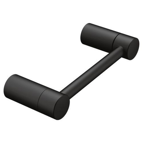 Align matte black pivoting paper holder