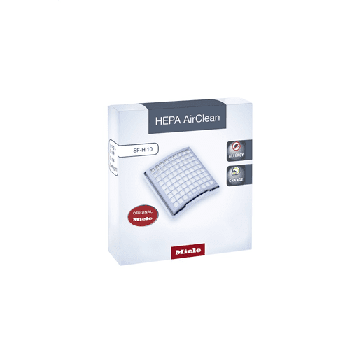 ST HEPA-filter SF-H10 USA - AirClean Plus filter Retains even the smallest particles to which people w. allergies are sensitive.