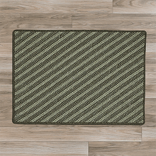 Blue Hill Rug BI61 Moss Green 2' X 3'