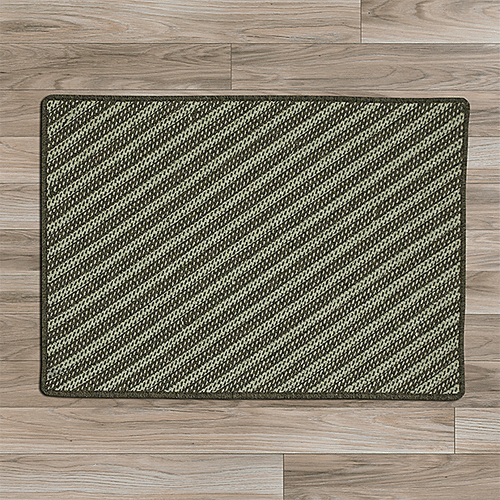Blue Hill Rug BI61 Moss Green 8' X 10'
